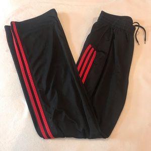 Adidas Wide Leg Track Pant